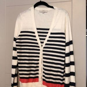 Loft Striped light sweater